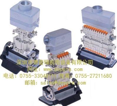 ILME工业用多极连接器